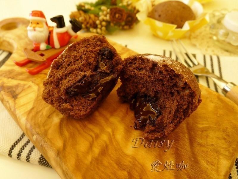 溶岩巧克力蛋糕