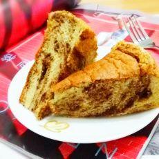 肉桂全麦蛋糕
