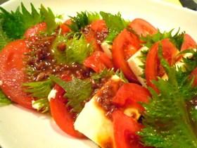 肉酱番茄豆腐