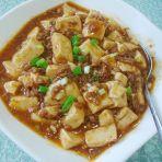 肉末酱烧豆腐的做法