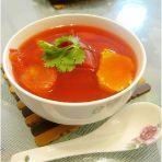 肉片红菜头番茄汤