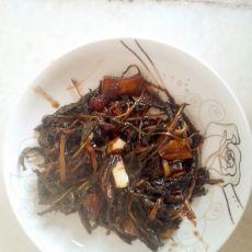 肉焖梅干菜