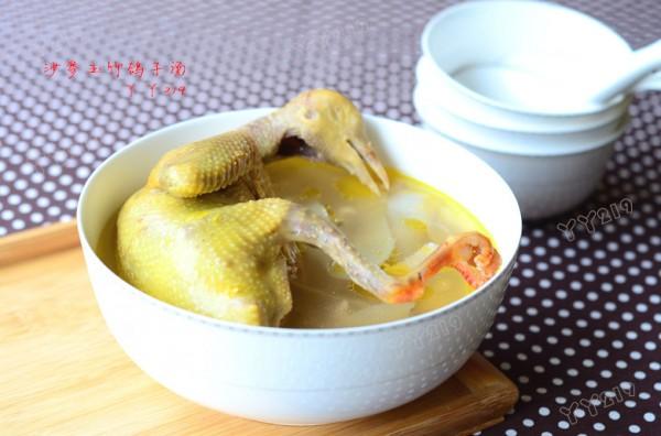 沙参玉竹鸽子汤的做法
