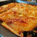 沙律酱烤鸡翅