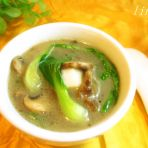 山药口蘑汤