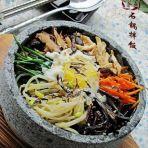 石锅拌饭的做法