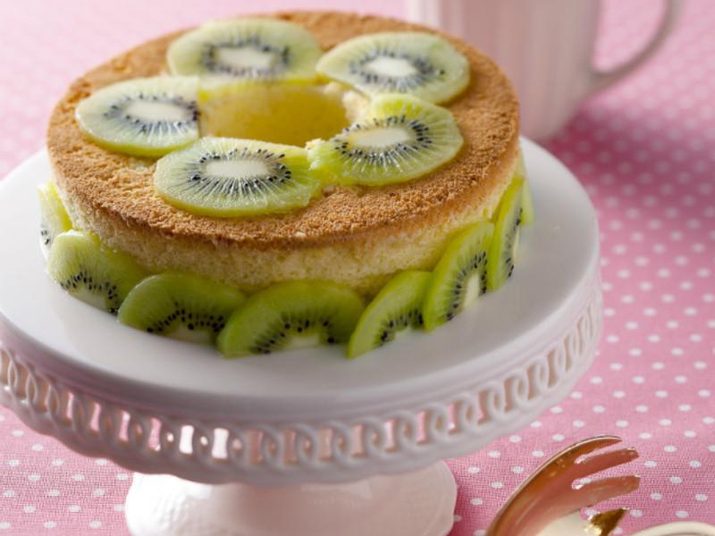 水果鸡蛋糕