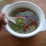 酸辣豆角汤的做法