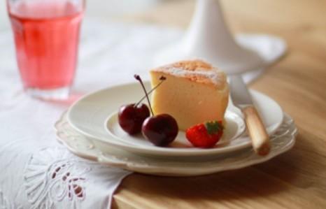 酸奶油蛋糕