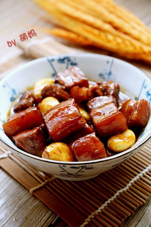 蒜子红烧肉