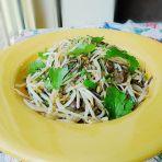 素炒绿豆芽的做法