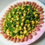 酥脆香椿豆的做法