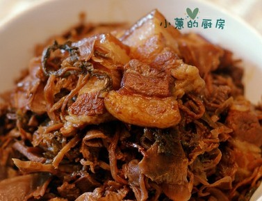 笋干菜烧肉