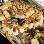 酥皮红豆沙饼