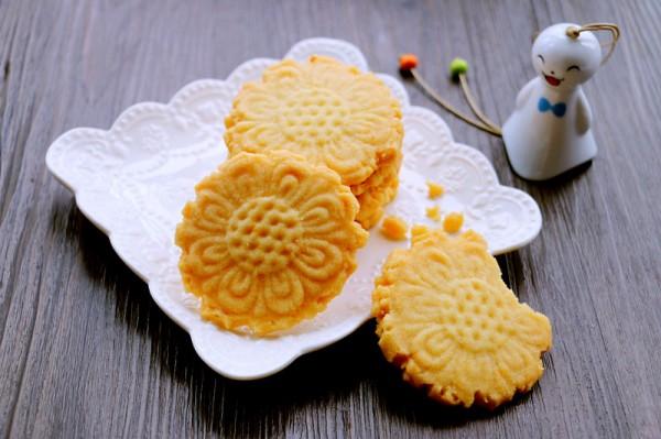 酥香小饼干