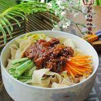 台式肉臊炸酱面的做法