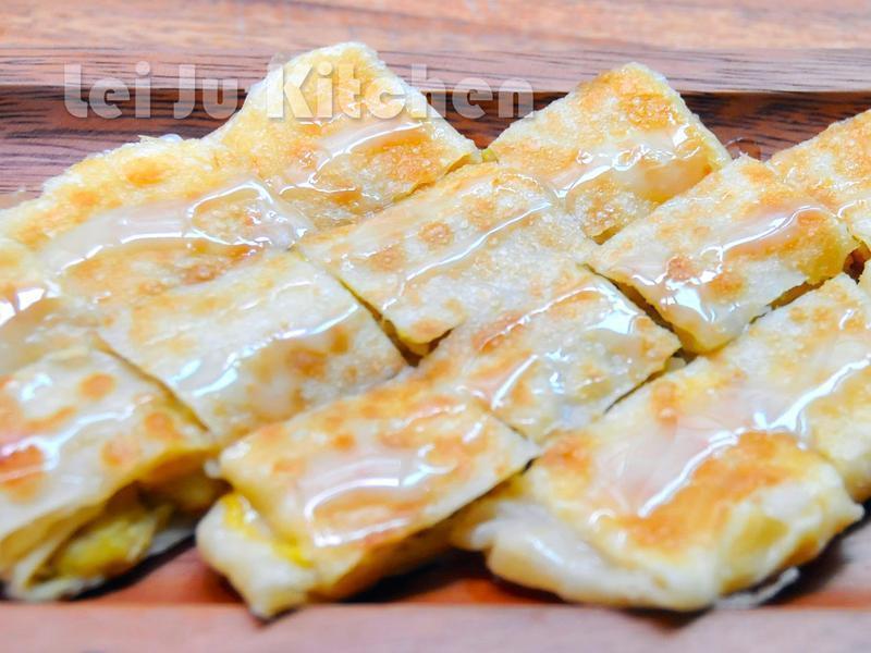 泰式香蕉煎饼