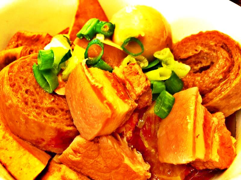 台湾味滷肉/红烧肉