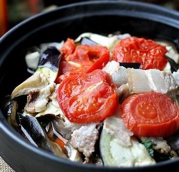 塔吉锅杂蔬的做法