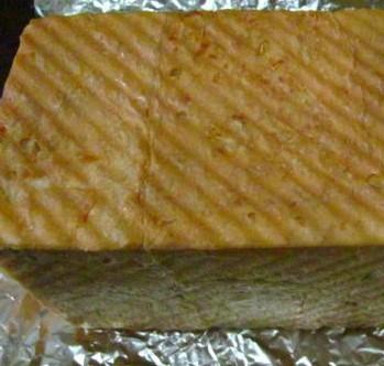 糖渍桔丁吐司的做法