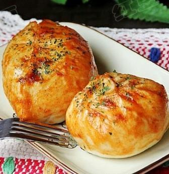 甜辣烤包子的做法