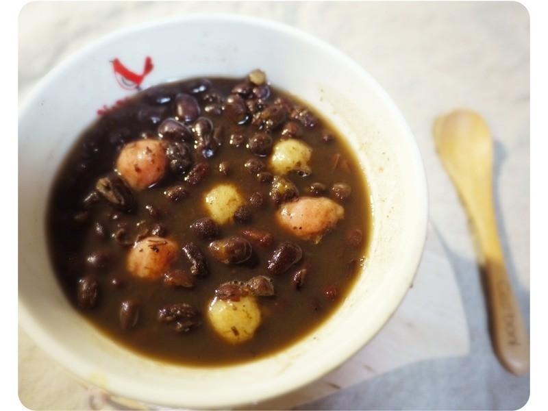 甜蜜暖心红豆汤的做法