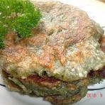 甜茴香芝麻小煎饼的做法