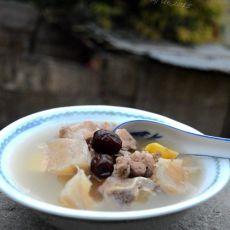 筒骨粉葛汤的做法