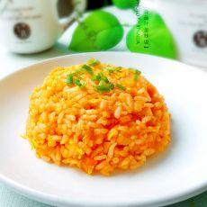 土豆茄汁蛋炒饭