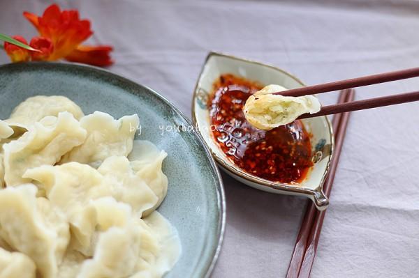 土豆素馅饺子