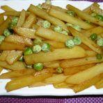 豌豆土豆棍