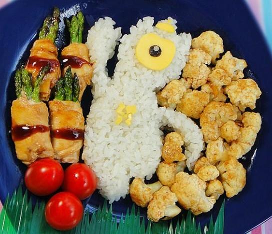 文洛克米饭的做法