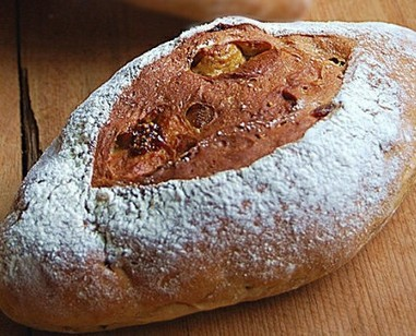 无花果全麦面包