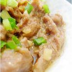 虾酱蒸肉片