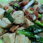 虾米煮豆腐