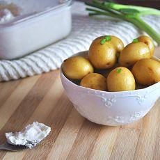 咸菜汁新土豆