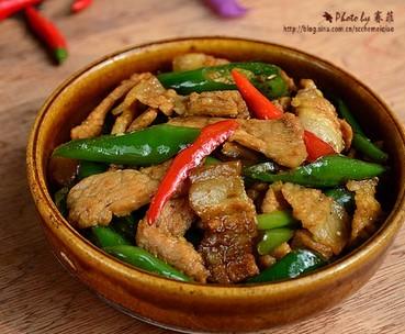 湘菜农家小炒肉