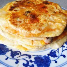 香菇酱烙饼