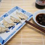 香菇玉米鲜肉水饺