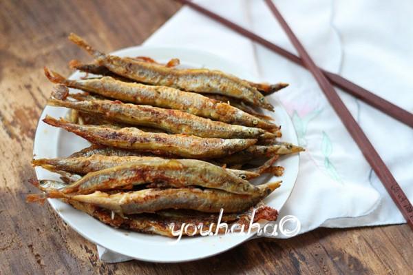 香煎面条鱼