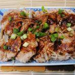 香煎藕丝肉饼