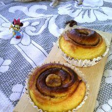香蕉太妃糖甜甜圈