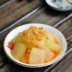 香辣海米冬瓜的做法