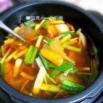 香辣萝卜炖牛肉