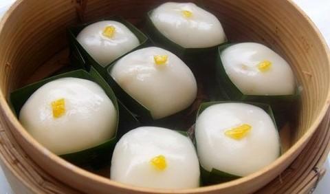 香兰椰丝粿的做法