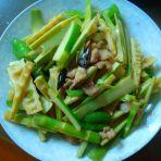 香辣鲜竹笋的做法
