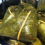 香糯肉粽的做法