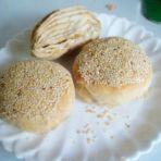 香酥麻酱烧饼的做法