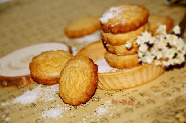 香酥椰蓉小饼