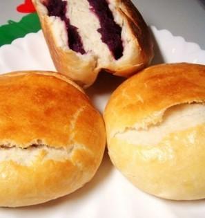 香酥紫薯饼的做法
